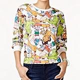 Rugrats-Printed Sweatshirt ($34)