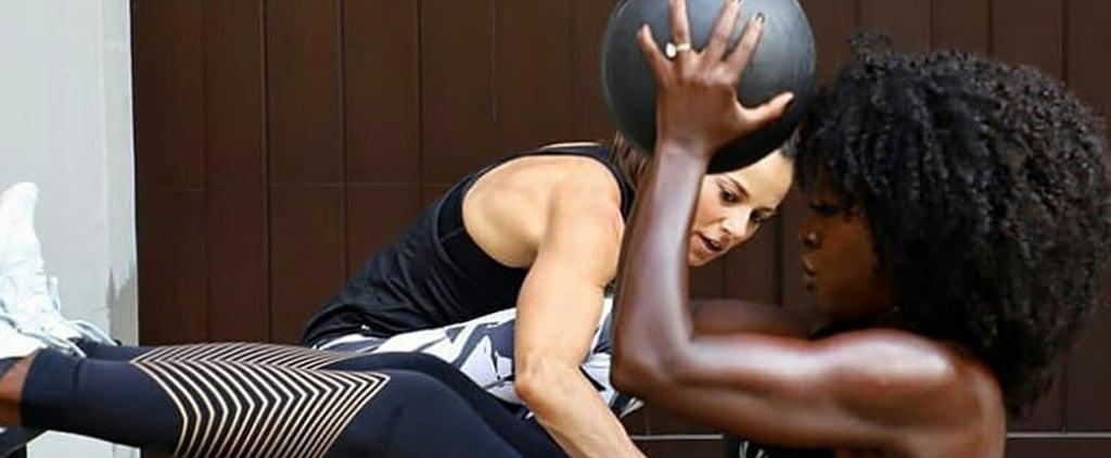 Viola Davis's Training Routine For Woman King | Photos