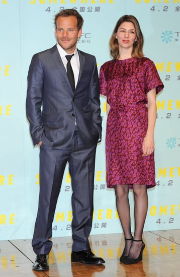 Pictures of Stephen Dorff and Sofia Coppola at Somewhere Tokyo Press Conference