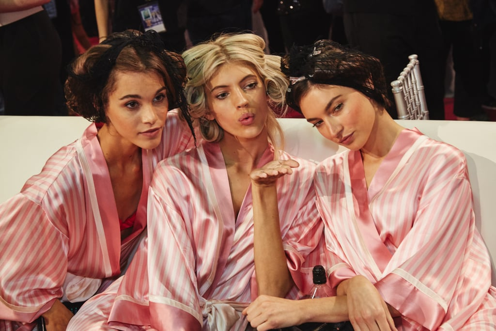 Backstage Beauty at the Victoria's Secret Fashion Show 2015