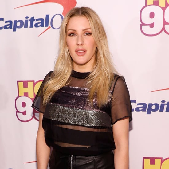 How Ellie Goulding Stays Healthy 2017