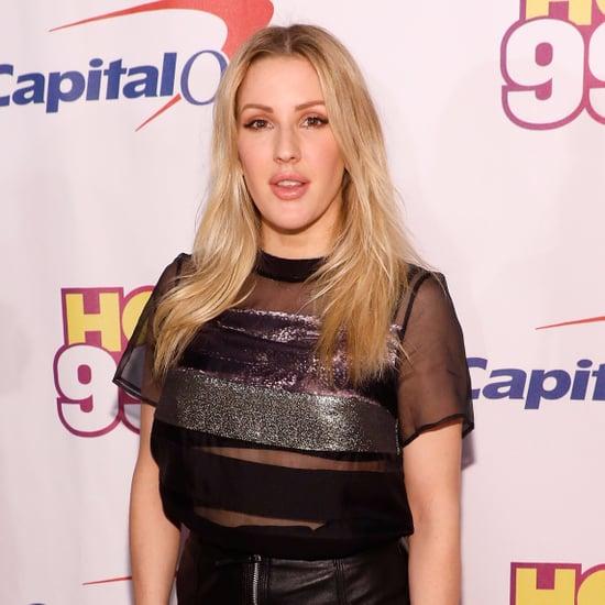 How Ellie Goulding Stays Healthy 2017