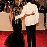 Beyoncé Knowles and Jay-Z in 2011