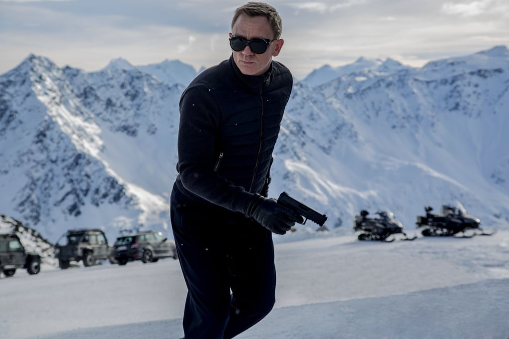 Looking good, Bond.