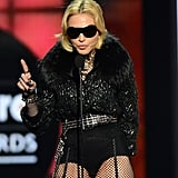 Madonna took home three awards at the Billboard Music Awards.