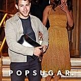 Priyanka Chopra With Nick Jonas in London