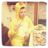 Chicken Suit