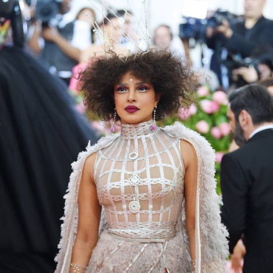 Priyanka Chopra Shares Her Would-Be Met Gala Look