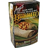Best Costco Frozen Food: Amy's Cheddar Beans, Rice, and Cheese Burrito ($10)