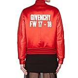 Givenchy Dutchess Bomber Jacket