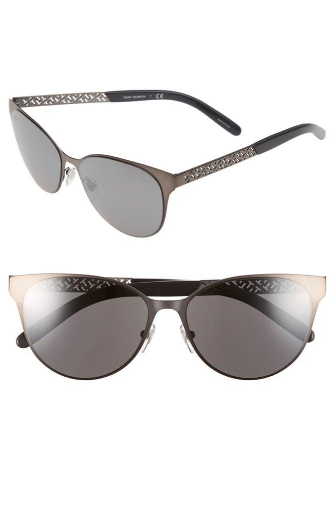 Tory Burch 55mm Cat Eye Sunglasses ($175)