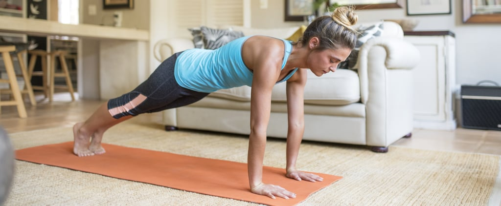 No-Equipment Home Workout Plan