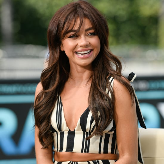 Get Sarah Hyland's 5 Go-To Ab Exercises