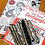 What Do I Need For Zentangle?