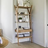 Article Lignum Oak Shelving Unit