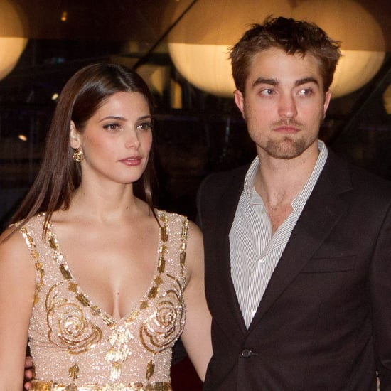 Robert Pattinson & Ashley Greene Breaking Dawn Belgium Pictures