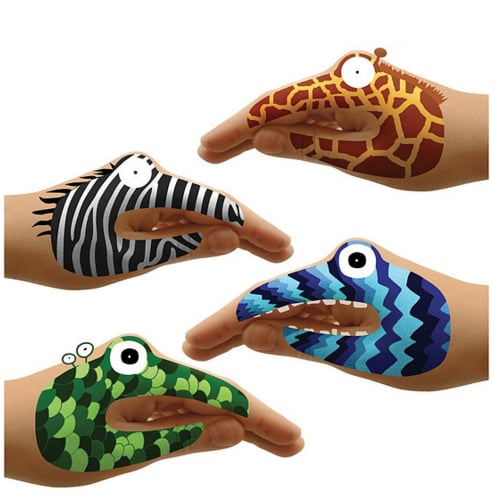 Hand Tattoo Sets