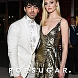 Pictured: Joe Jonas and Sophie Turner