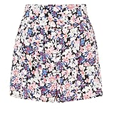 Lost Society black floral print shorts (£18)
