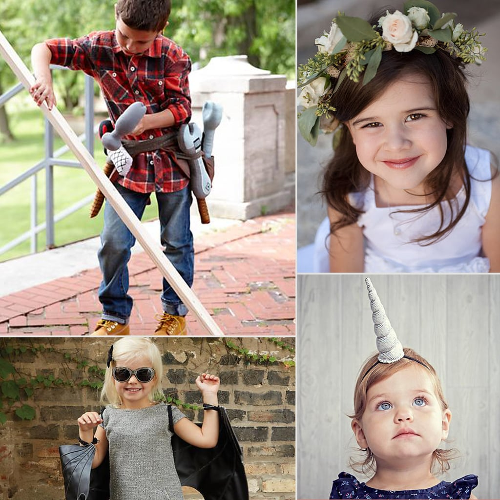 Easy halloween costume ideas for kids popsugar moms for Children s halloween costume ideas