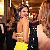When the Back of Eiza Gonzalez's Dress Made It Sexier
