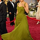 Jennifer Lopez at the 78th Annual Academy Awards