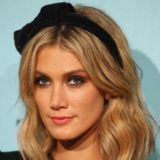 Celebrities Wearing Turban Hair Accessories: Delta Goodrem
