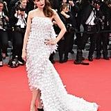 Laetitia Casta at the Grace of Monaco Premiere