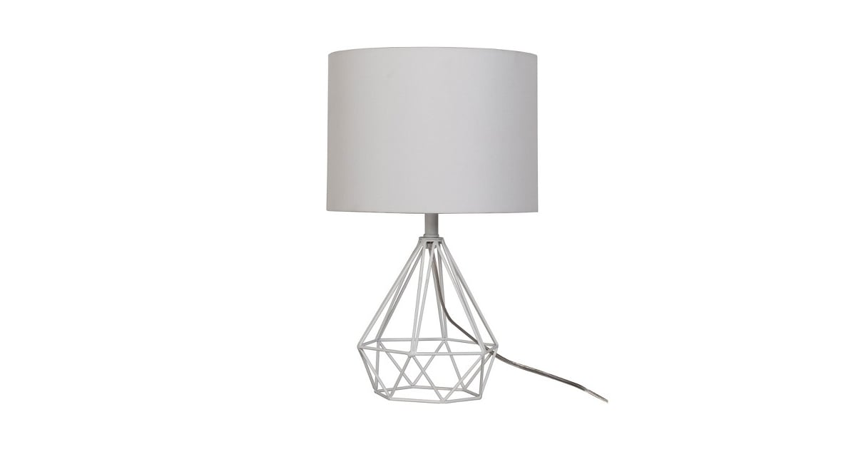 Threshold diamond wire table lamp 25 target dorm decor 2017 popsugar home photo 34