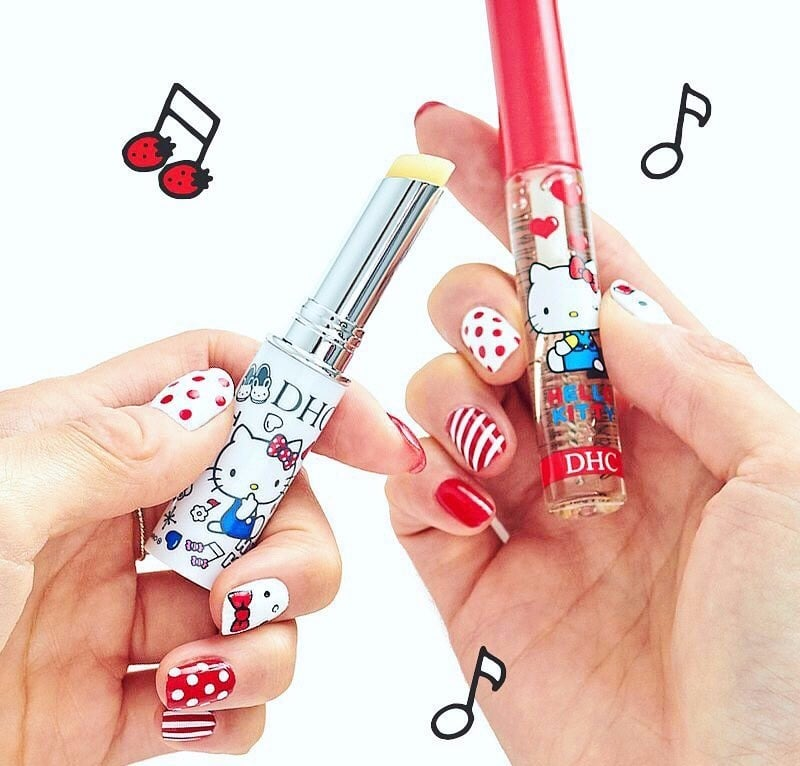 DHC Skincare Hello Kitty Products