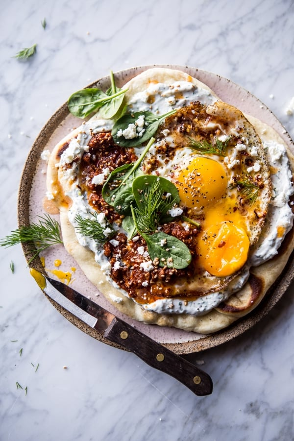 Turkish Fried Eggs