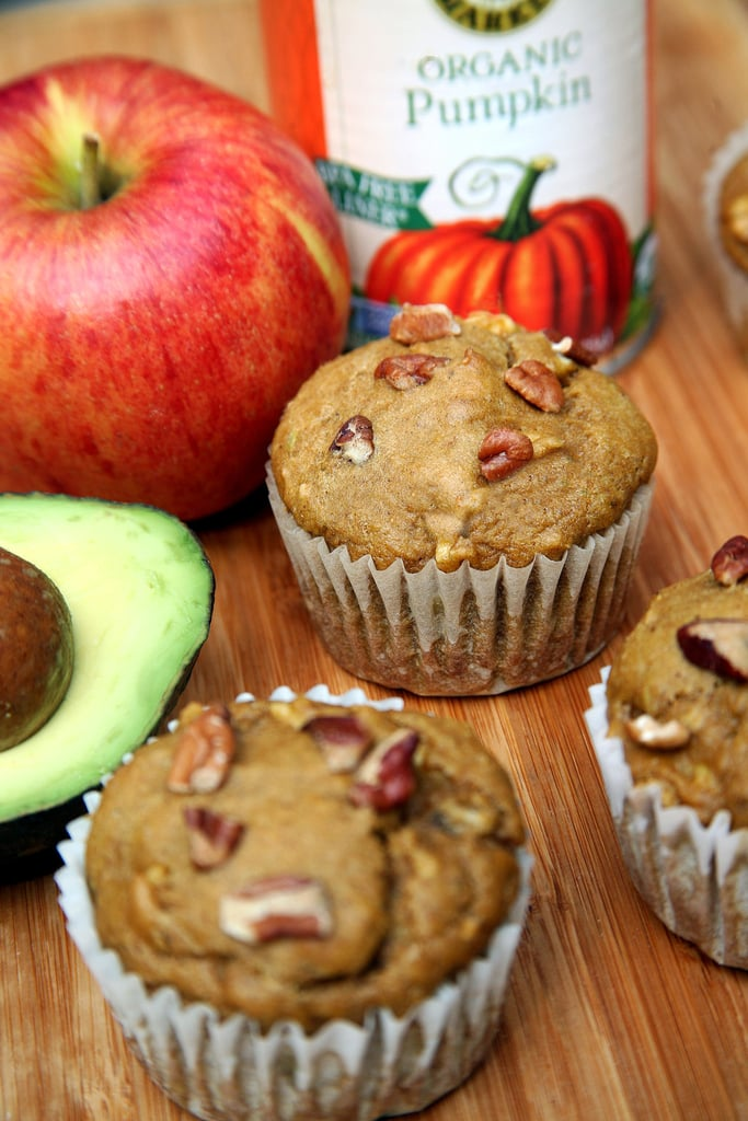 Pumpkin Apple Muffins | 30 Days of Snacks | POPSUGAR ...