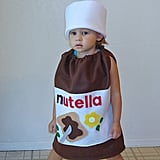 Baby Nutella Costume
