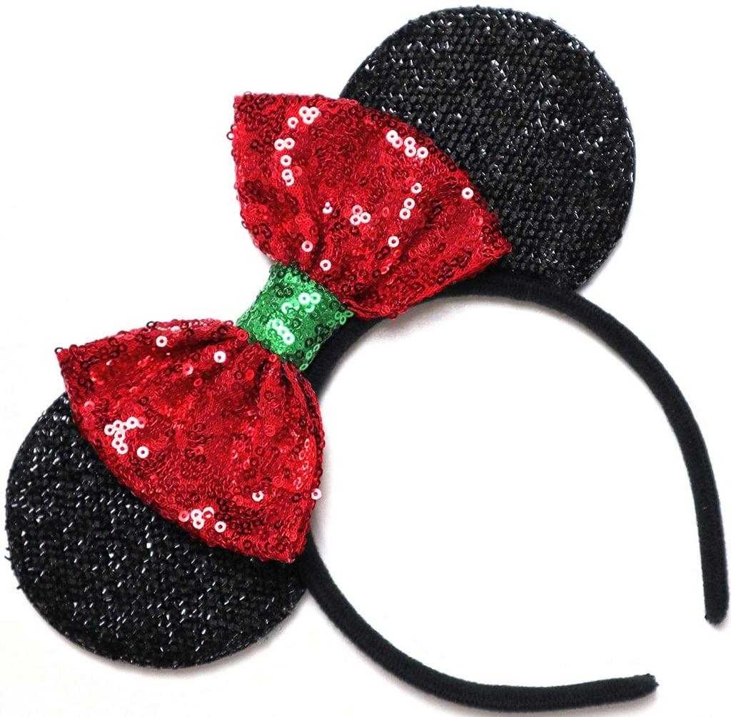 Christmas Mickey Ears