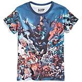 Justice League Superhero T-Shirt