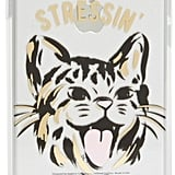 Sonix Quit Stressin' Meowt Iphone 6/6S/7/8 & 6/6S/7/8 Plus Case - Metallic