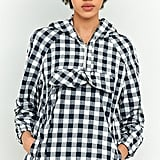 Peter Jensen Gingham Pocket Anorak