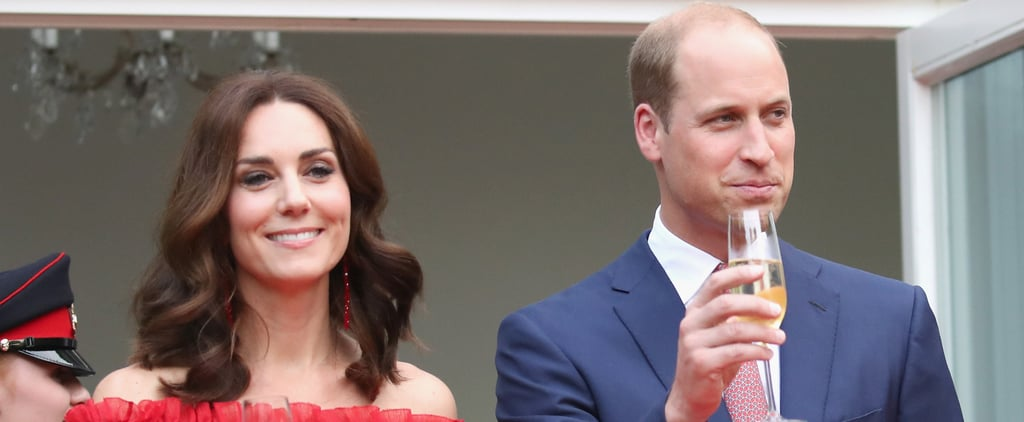 Try Picking Your Favourite Moment From the Royal Family's Tour of Germany