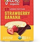 Pure Organic Layered Fruit Bars