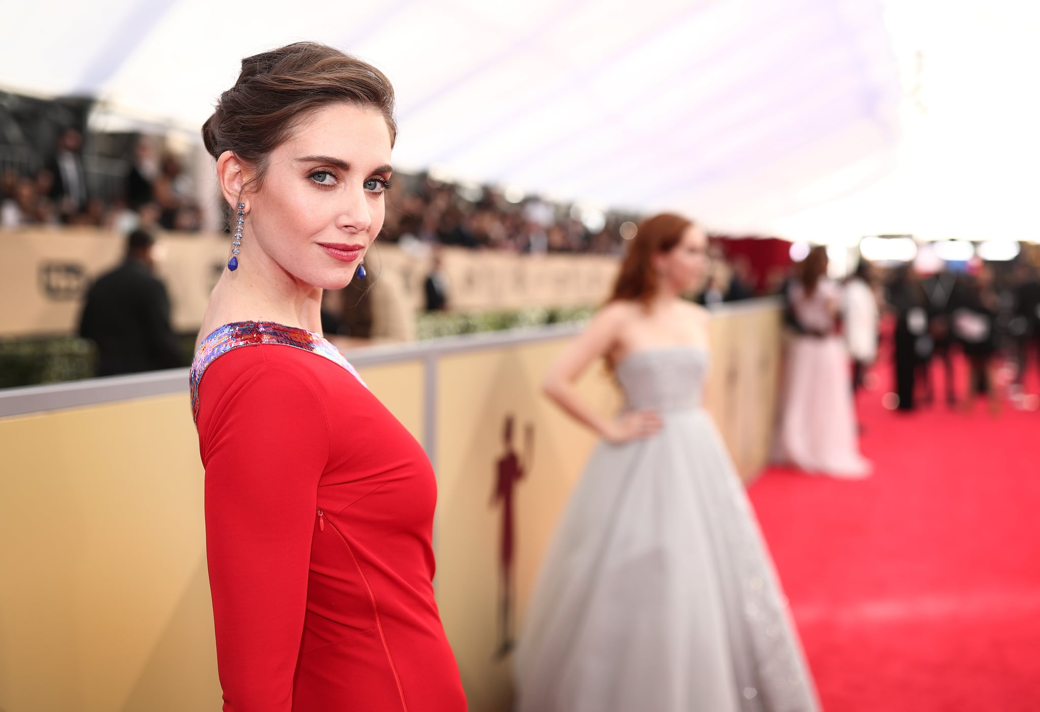 Alison Brie Addresses The Sexual Allegations Against Brother-In-Law James Franco