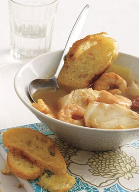 Fast & Easy Dinner: Simple Bouillabaisse