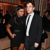 Mindy Kaling and B.J. Novak Pictures