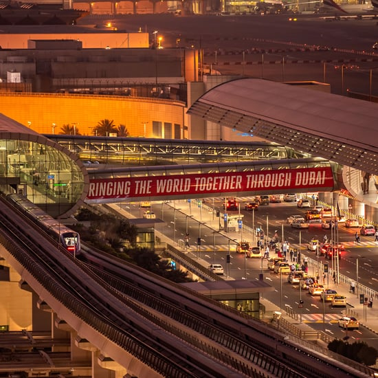 Dubai Airport Facilities