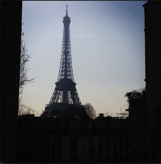 Behind The Scenes At 2013 Paris Fashion Week: Instagram Pics