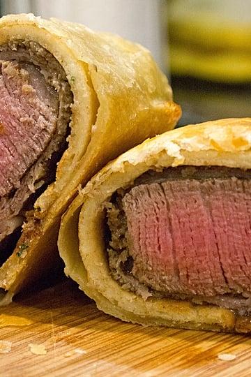 Gordon Ramsay's Beef Wellington Recipe