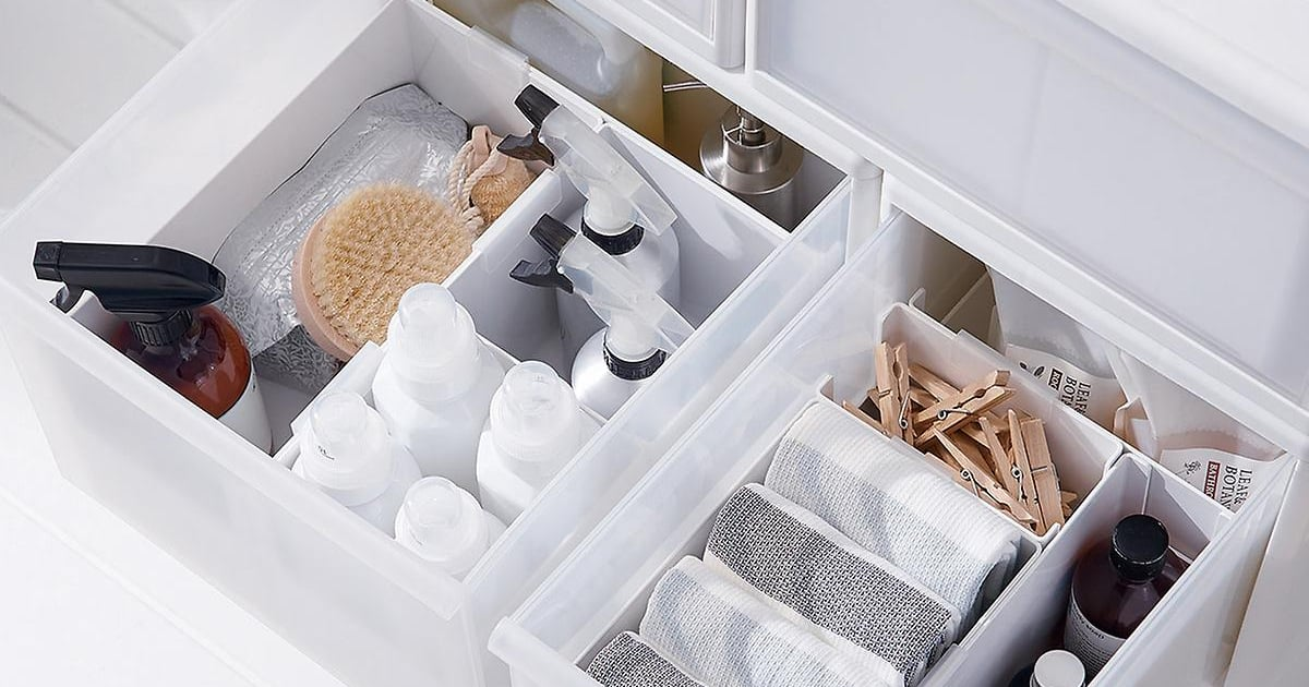 Say Goodbye to Your Junk Drawer With These 12 Handy Organizers