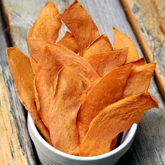 How to Make Dried Cantaloupe