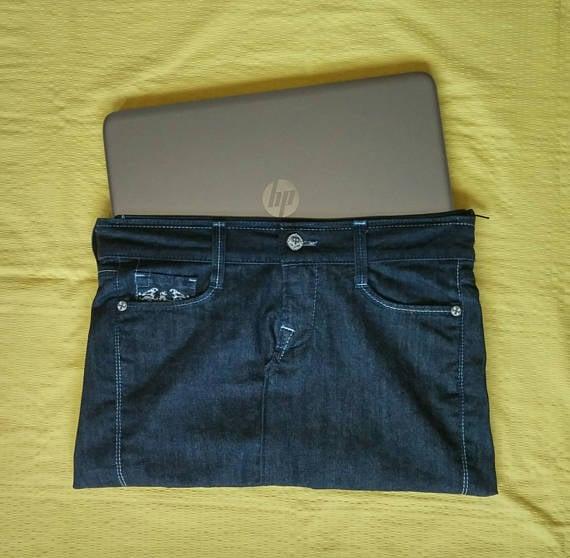 Denim Laptop Sleeves
