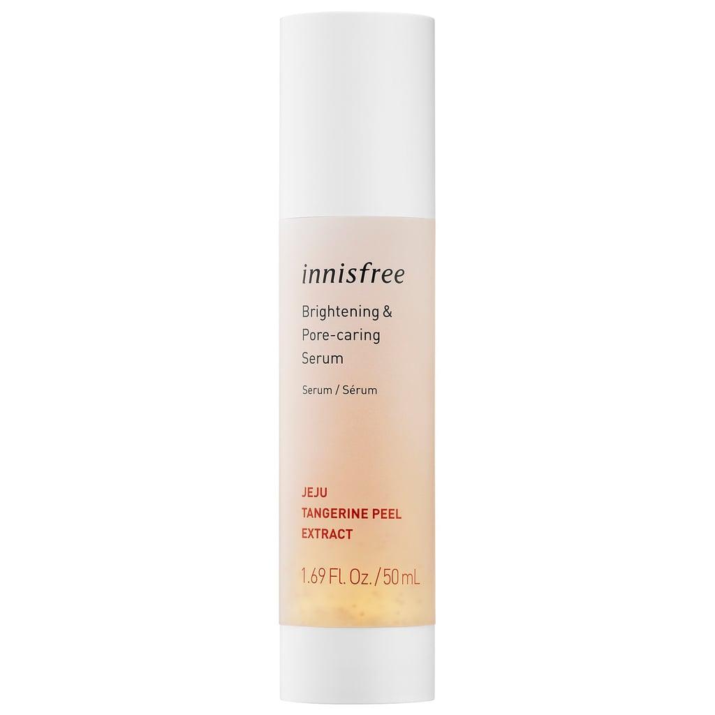 Innisfree Tangerine Brightening and Pore-Refining Serum