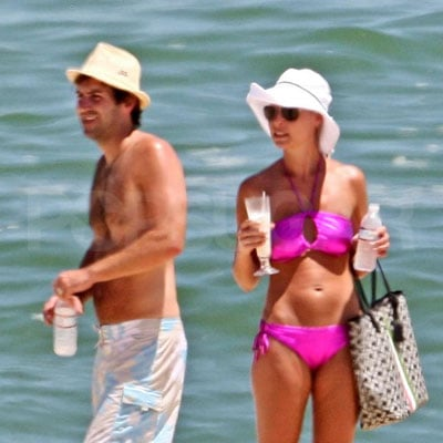 Katherine Heigl and Josh Kelley in Mexico